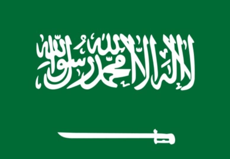 사우디아라비아 국기 뜻 알아보기