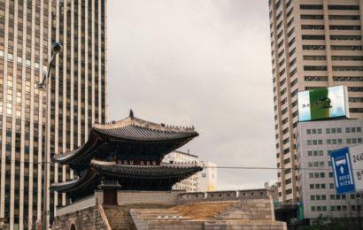 کوریا سے تعارف سیئول ، جنوبی کوریا کا دارالحکومت South korea landscape photography