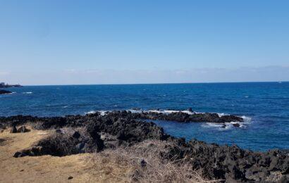 Tour of Jeju Island in Korea