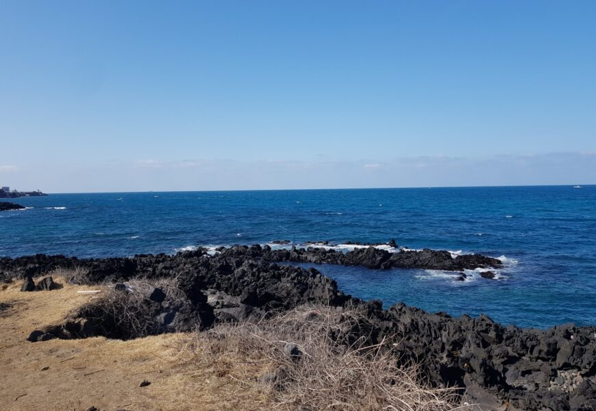 Tour of Jeju Island in Korea